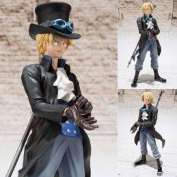 BANDAI ONE PIECE SABO THE NEW WORLD VERSION FIGUARTS ZERO FIGURE