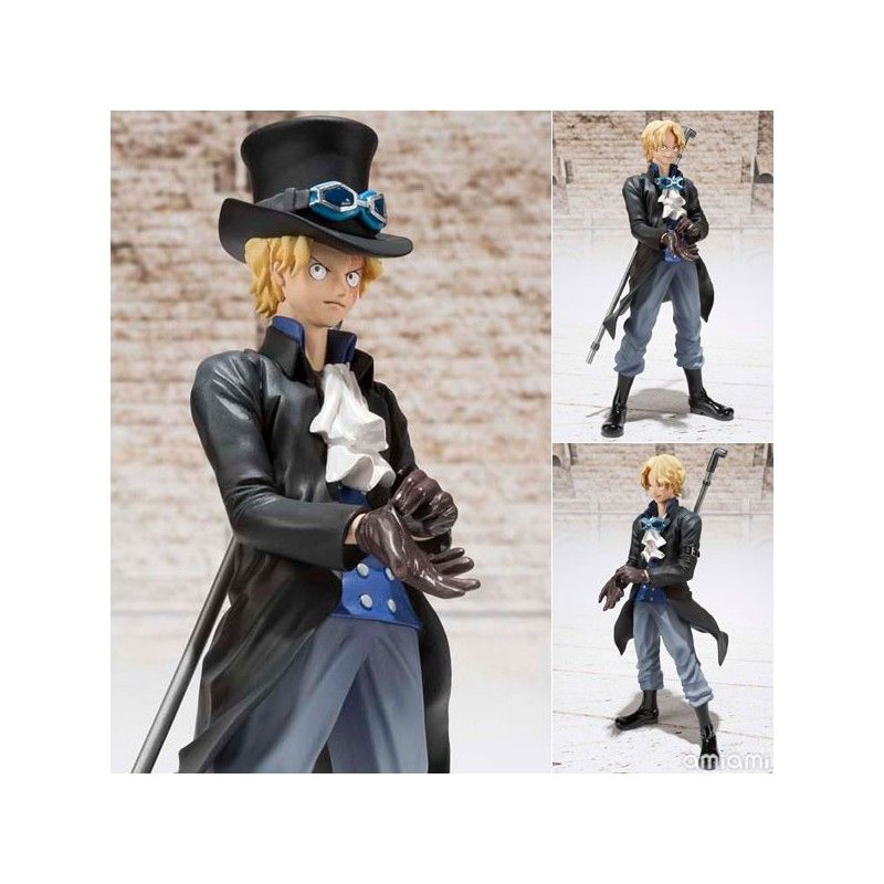 BANDAI ONE PIECE SABO THE NEW WORLD VERSION FIGUARTS ZERO ACTION FIGURE