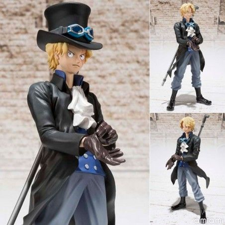 ONE PIECE SABO THE NEW WORLD VERSION FIGUARTS ZERO FIGURE