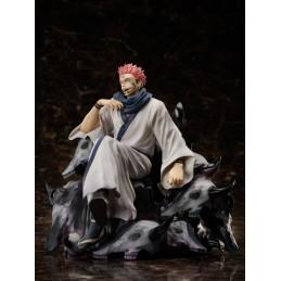 FURYU JUJUTSU KAISEN SUKUNA RYOMEN KING OF CURSES STATUE FIGURE