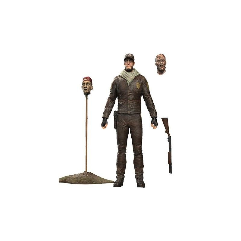 THE WALKING DEAD SERIES 5 - SHANE ACTION FIGURE