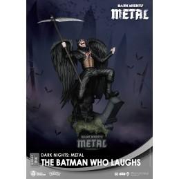 D-STAGE DC COMICS DARK NIGHTS METAL BATMAN WHO LAUGHS STATUA DIORAMA BEAST KINGDOM