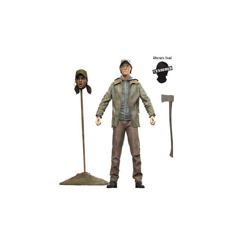 THE WALKING DEAD SERIES 5 - GLENN ACTION FIGURE