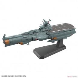 YAMATO 2205 E.F.C.F. DAOE-01 ASUKA 1/1000 MODEL KIT ACTION FIGURE BANDAI