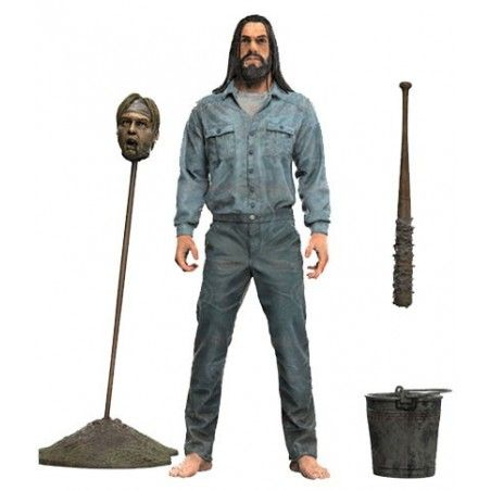 THE WALKING DEAD SERIES 5 - NEGAN ACTION FIGURE