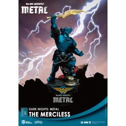 D-STAGE DC COMICS DARK NIGHTS METAL THE MERCILESS STATUA DIORAMA BEAST KINGDOM