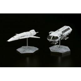 BELLFINE 2001 A SPACE ODYSSEY ORION III AND MOON ROCKET MODELS FIGURE