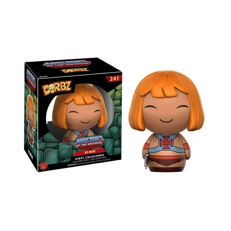 MASTERS OF THE UNIVERSE - HE-MAN DORBZ VINYL FIGURE FUNKO