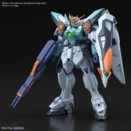 HIGH GRADE GUNDAM WING SKY ZERO 1/144 MODEL KIT ACTION FIGURE BANDAI