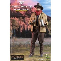 JOHN WAYNE DELUXE EDITION 1/6 SCALE COLLECTIBLE ACTION FIGURE INFINITE STATUE