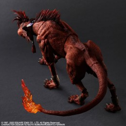 SQUARE ENIX FINAL FANTASY 7 REMAKE RED XIII PLAY ARTS KAI ACTION FIGURE