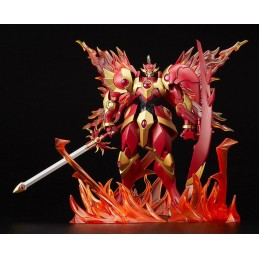 MAGIC KNIGHT RAYEARTH THE SPIRIT OF FIRE MODEROID MODEL KIT ACTION FIGURE GOOD SMILE COMPANY