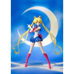 SAILOR MOON - SAILOR MOON CRYSTAL S.H. FIGUARTS ACTION FIGURE