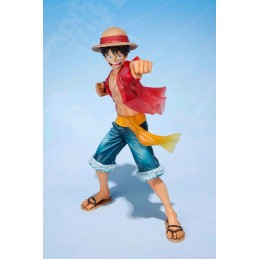 BANDAI ONE PIECE MONKEY D LUFFY 5TH ANNIVERSARY FIGUARTS ZERO ACTION FIGURE