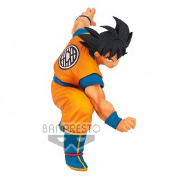 DRAGON BALL SUPER FES SON GOKU STATUA FIGURE BANPRESTO