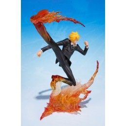 ONE PIECE SANJI EXTRA BATTLE FIGUARTS ZERO ACTION FIGURE