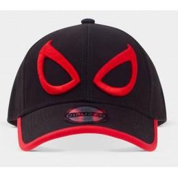 CAPPELLO BASEBALL CAP MARVEL SPIDER-MAN MINIMAL EYES DIFUZED