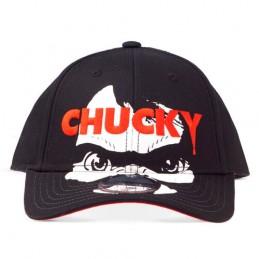 DIFUZED BASEBALL CAP CHUCKY FACE