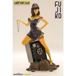 LUPIN III FUJIKO STATUE ACTION FIGURE