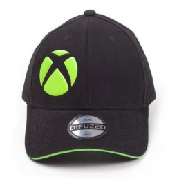 CAPPELLO BASEBALL CAP XBOX GREEN LOGO DIFUZED