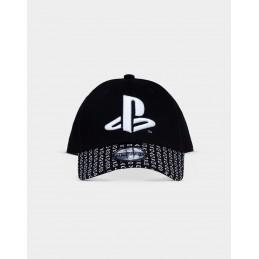 DIFUZED BASEBALL CAP PLAYSTATION LOGO