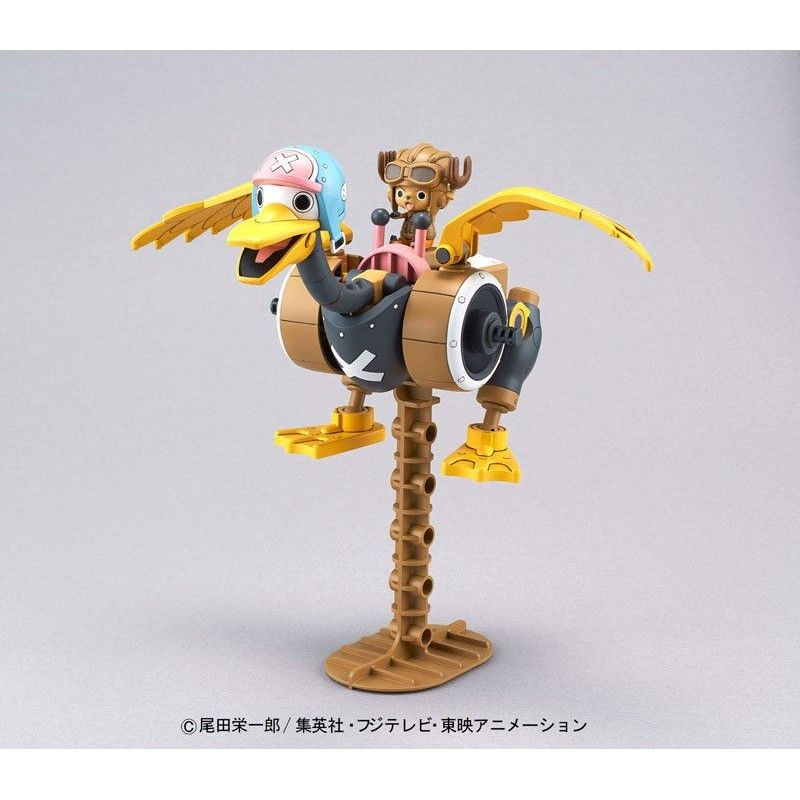 ONE PIECE CHOPPER ROBOT N. 2 CHOPPER WING MODEL KIT ACTION FIGURE BANDAI