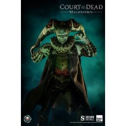COURT OF THE DEAD MALAVESTROS 1/6 ACTION FIGURE THREEZERO