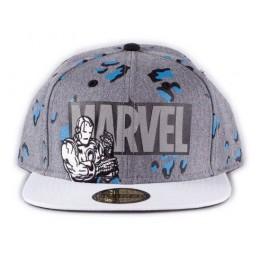 DIFUZED BASEBALL CAP MARVEL IRON MAN