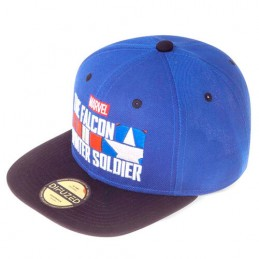 DIFUZED BASEBALL CAP MARVEL THE FALCON AND THE WINTER SOLDIER