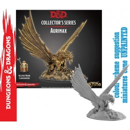 GF9-BATTLEFRONT DUNGEONS AND DRAGONS AURINAX COLLECTOR'S SERIES FIGURE