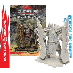 GF9-BATTLEFRONT DUNGEONS AND DRAGONS FIRE GIANT DREADNOUGHT COLLECTOR'S SERIES FIGURE