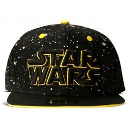 DIFUZED BASEBALL CAP STAR WARS LOGO GALAXY