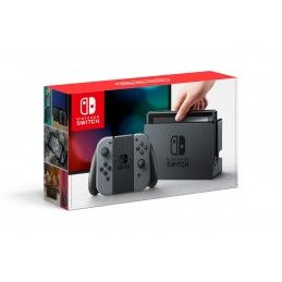 NINTENDO SWITCH JOY-CON GRIGIO
