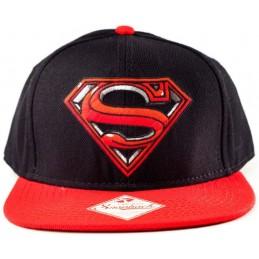 BIOWORLD BASEBALL CAP SUPERMAN MAN OF STEEL