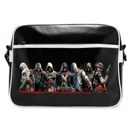 ASSASSIN'S CREED MESSENGER BAG BORSA A TRACOLLA ABYSTYLE