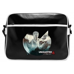 UNCHARTED 4 A THIEF'S END MESSENGER BAG BORSA A TRACOLLA ABYSTYLE
