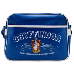 HARRY POTTER GRYFFINDOR QUIDDITCH MESSENGER BAG BORSA A TRACOLLA ABYSTYLE