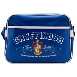 ABYSTYLE HARRY POTTER GRYFFINDOR QUIDDITCH MESSENGER BAG