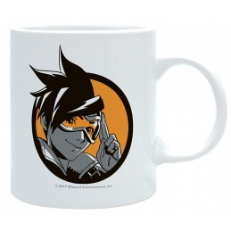 ABYSTYLE OVERWATCH TRACER CERAMIC MUG