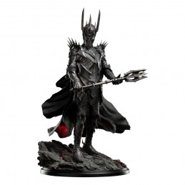 WETA THE LORD OF THE RINGS THE DARK LORD SAURON 66CM STATUE FIGURE