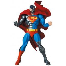 THE RETURN OF SUPERMAN CYBORG SUPERMAN MAF EX ACTION FIGURE MEDICOM TOY