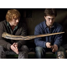 HARRY POTTER WAND HARRY POTTER DH SNATCHER REPLICA BACCHETTA NOBLE COLLECTIONS