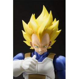 DRAGON BALL Z SUPER SAIYAN VEGETA S.H. FIGUARTS ACTION FIGURE BANDAI