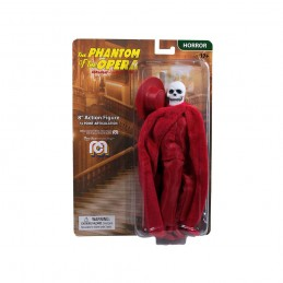 MEGO CORPORATION PHANTOM OF THE OPERA MASQUE OF THE RED DEATH ACTION FIGURE