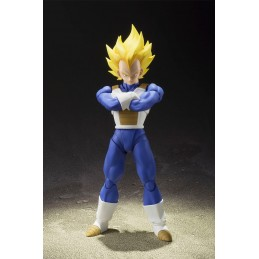 BANDAI DRAGON BALL Z SUPER SAIYAN VEGETA S.H. FIGUARTS ACTION FIGURE