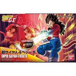 DRAGON BALL Z - RISE SUPER SAIYAN 4 VEGETA MODEL KIT FIGURE