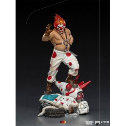 IRON STUDIOS TWISTED METAL SWEET TOOTH BDS ART SCALE 1/10 STATUE FIGURE