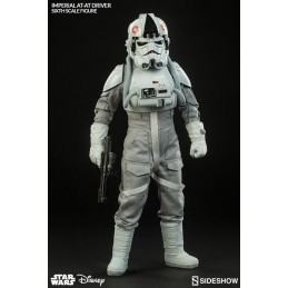 "STAR WARS IMPERIAL AT-AT DRIVER 12"" ACTION FIGURE"