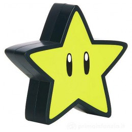 PALADONE PRODUCTS SUPER MARIO SUPER STAR LIGHT AND SOUND