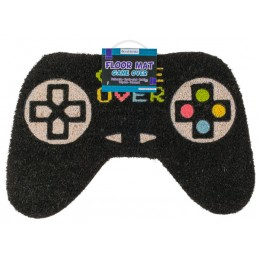OUT OF THE BLUE GAME OVER CONTROLLER DOORMAT 40X60CM